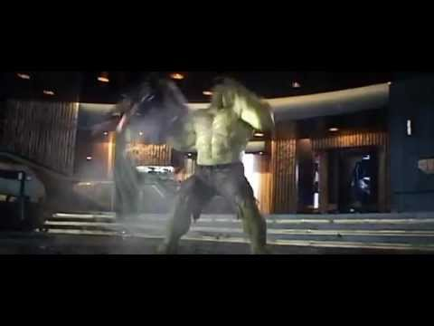 The Avengers - Puny God Scene - Hulk