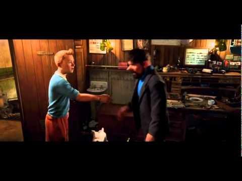 The Adventures of Tintin: Secret of the Unicorn - Spielberg, Jackson - English Interview