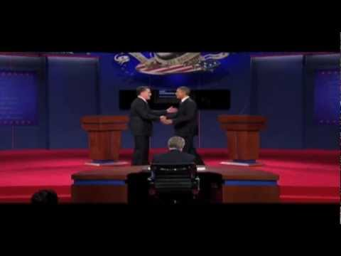 Presidential Debates – October 3 2012 – Fred Solop