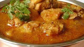 Chicken Senagapappu Curry..
