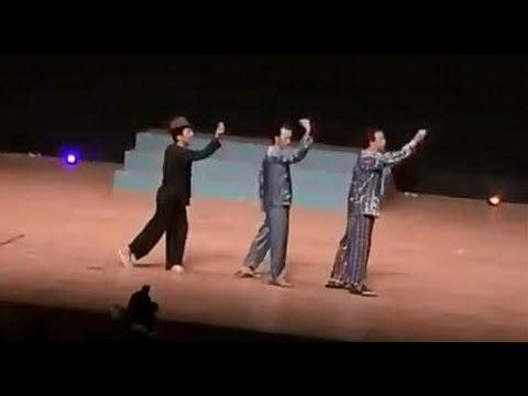 Tập thể dục hài  – Hoài Linh, Trường Giang, Chí Tài