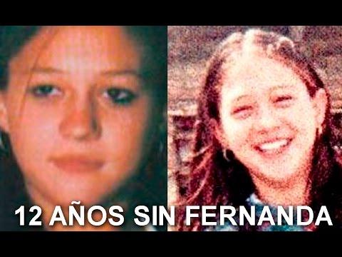 El 25 de julio de 2004 desapareció Fernanda Aguirre. A 12 años aún no se sabe nada de ella