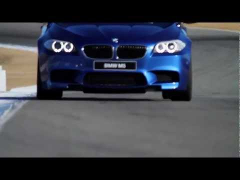 2013 BMW M5 Track Video