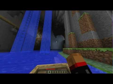 CNB-s World: The Bat Cave Begins [CNB-s World of Redstone]