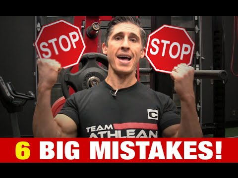 6 Muscle Gaining Mistakes (SLOW OR NO GROWTH!!) - UCe0TLA0EsQbE-MjuHXevj2A