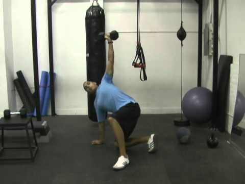 Burn fat using Circuit Workouts - TT Olympic Fat Loss Workout A