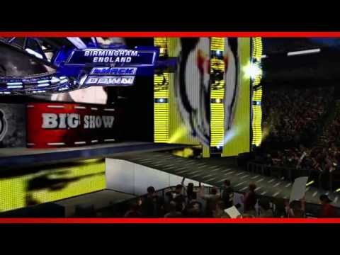 Big Show WWE 2K14 Entrance and Finisher (Official)