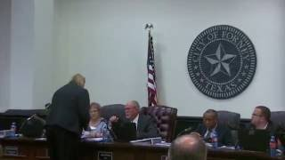 Powers Texting During Open Session Council Meeting (2:12)