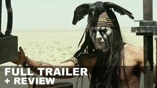 ตัวอย่างหนัง Lone Ranger นำแสดงโดย จอห์นนี เดปป์
