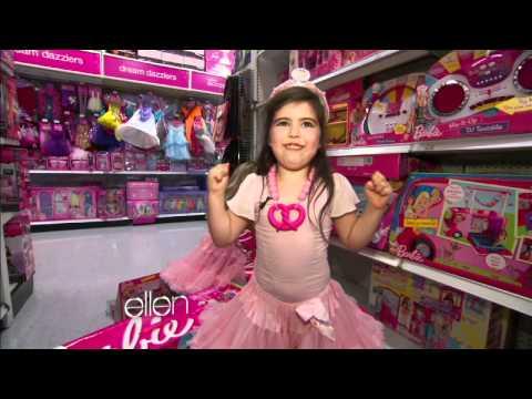 Sophia Grace and Rosie Go Shopping!