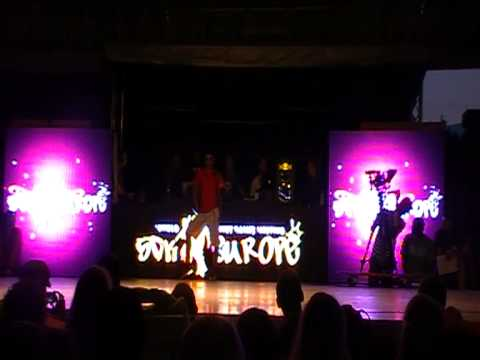Javier Ninja and House of Ninja - European chapters I Vogue perfomance | SDK 2012
