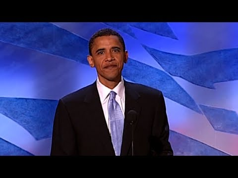 Craig Robinson on President Obama's Keynote Address at the 2004 Democratic National Convention