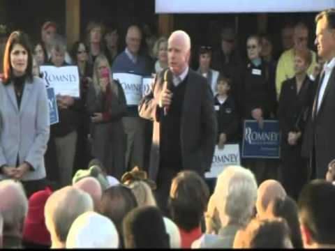 McCain Accidentally Endorses Obama
