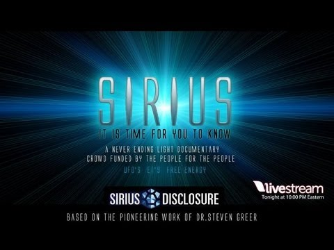 Sirius Official Trailer #1 (2013) - UFO, Extraterrestrials, Alternative Energy Documentary HD -34zhNruxjUY