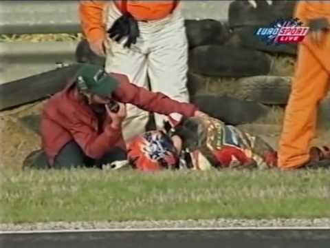 2000 World Superbike Phillip Island - Carl Fogarty's career-ending crash