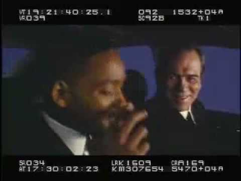 Men in Black Bloopers - funny shit