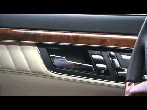 M Benz S600