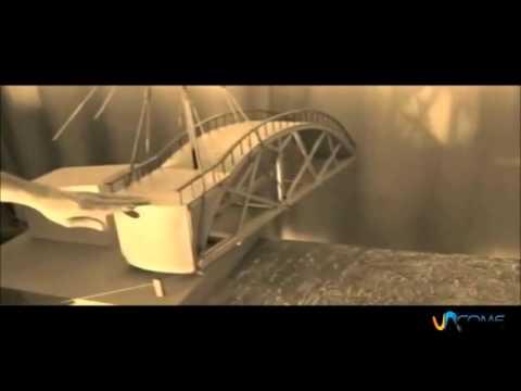 Leonardo da Vinci - Ponte girevole