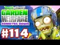 Plants vs. Zombies: Garden Warfare - Gameplay Walkthrough Part 114 - Sky Trooper (Xbox One)