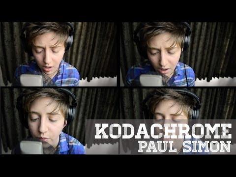 Paul Simon - Kodachrome (filmed with Nikon D7000)