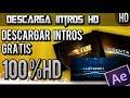 COMO DESCARGAR INTROS GRATIS EN HD  | After Effects | 2015