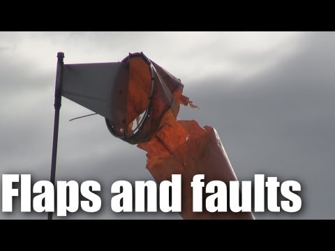 Flaps and faulty servos - UCahqHsTaADV8MMmj2D5i1Vw