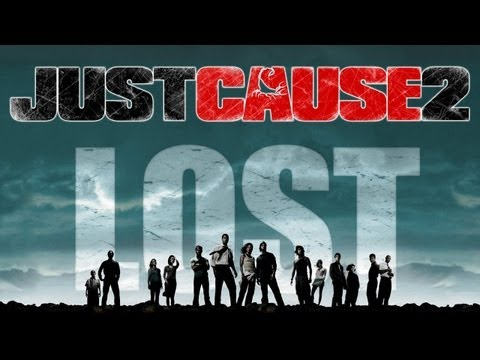 Just Cause 2 Multiplayer - Lost Easter Egg