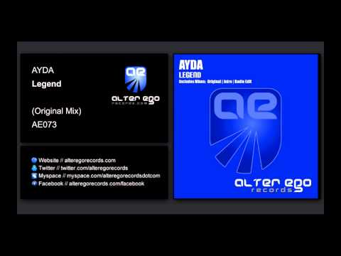 AYDA - Legend [Alter Ego Records]