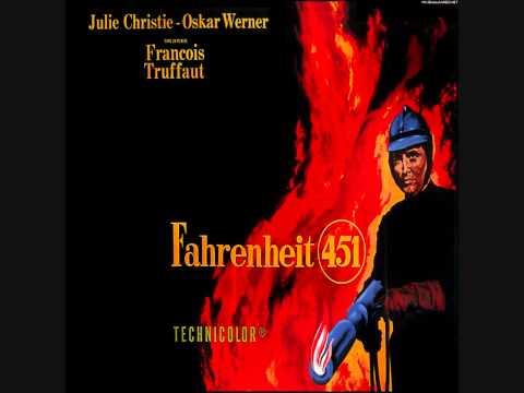 Bernard Herrmann Fahrenheit 451 Prelude Fahrenheit 451 : Original Motion Picture Soundtrack By Bernard Hermann 1966 .