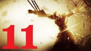 [Part 11] God of War Ascension Gameplay Walkthrough/Playthrough/Let's Play (Playstation 3/PS3)