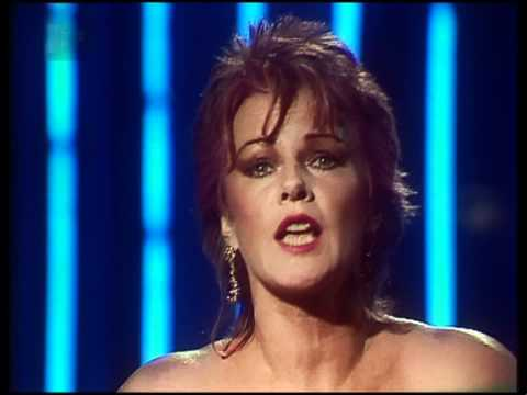 Frida - I Know There's Something Going On (ABBA) (1982) HD 0815007
