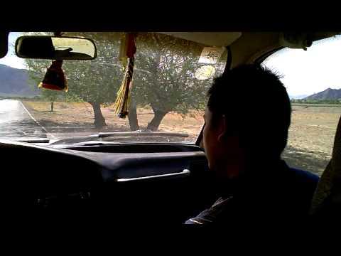 チベットをドライブ♪