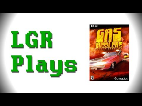 LGR Plays - Gas Guzzlers Combat Carnage