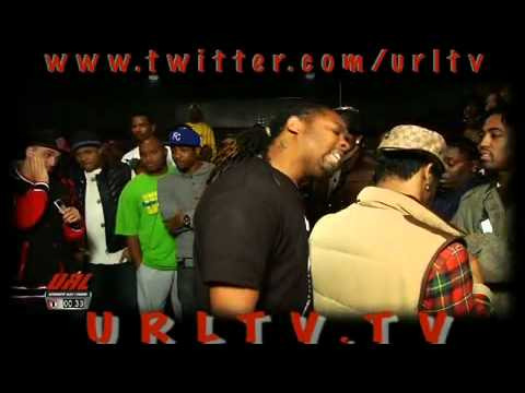 URL PRESENTS CONCEITED VS JESSE JAMES -3778XG9JNUM