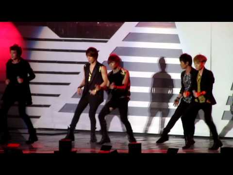 (Fancam)110528 SHINee Taemin focus - Lucifer + Talking + Hello @ Dream Concert
