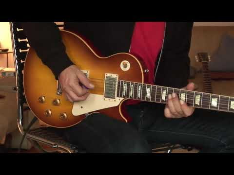 2008 Gibson Les Paul Std. '58 Reissue Historic Collection VOS Custom Shop with Kloppmann-PAFs