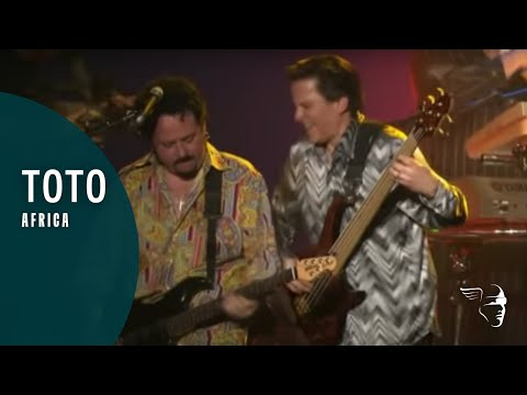 Toto - Africa (From Live In Amsterdam)