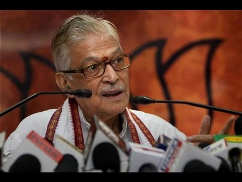 Straight Talk with Murli Manohar Joshi