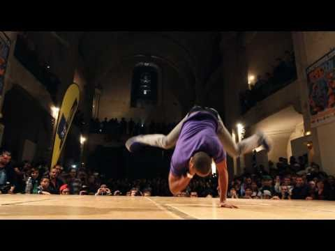 BATTLE OF THE YEAR 2010 | 1 on 1 BBOY BATTLE | YAK FILMS | BOTY FINALS in FRANCE | KRADDY Music