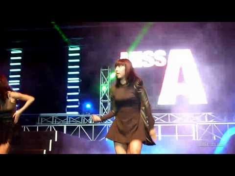 miss A - Breaths (Live in Jakarta, 18 June 2011)