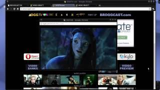 Google Chrome 12 Linux HTML5 Television (WebM + OGG)