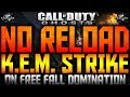 "COD: Ghosts - FAST ""NO RELOAD"" KEM STRIKE - KEM Strike without Reloading! (COD Ghosts Gameplay)"