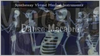 Danse Macabre Op.40 (Camille Saint-Saëns) Syntheway Strings, Aeternus Brass, Flute VST Win MacOSX - YouTube