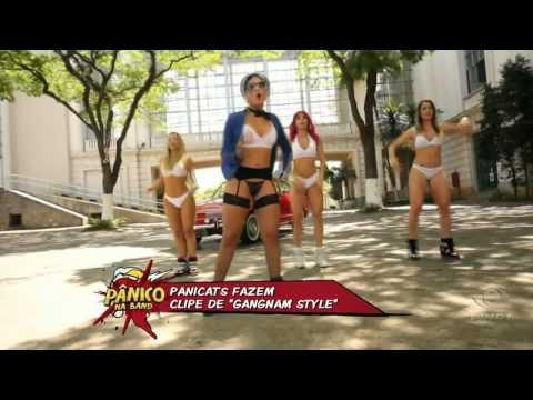 """Seksowne wykonanie """"Gangnam Style"""""""