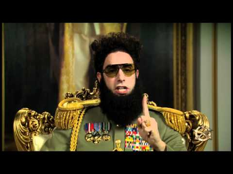 Supreme Leader Shabazz Aladeen / The Dictator