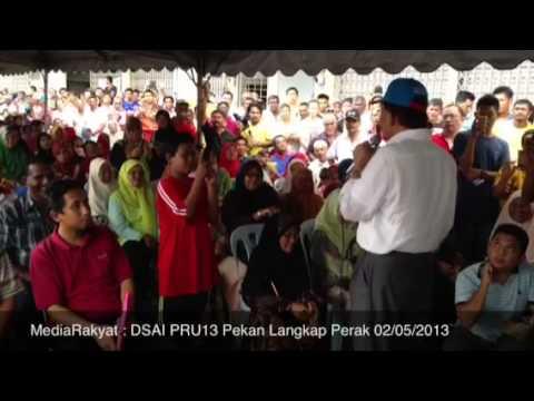 Anwar Ibrahim: Pakatan Rakyat Menang, 6 Mei Cuti