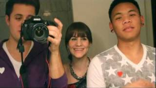 "Silent Night Nick Pitera ""Bathroom Christmas"" with AJ Rafael and Maria Zouroudis"