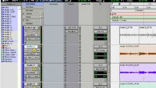 Tutorial 2: Mixing Vocals in Pro Tools Series Part 2