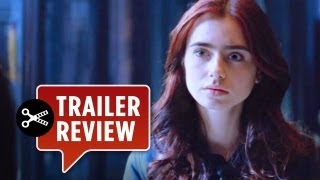 Instant Trailer Review: The Mortal Instruments: City of Bones (2013) - Lily Collins Movie HD