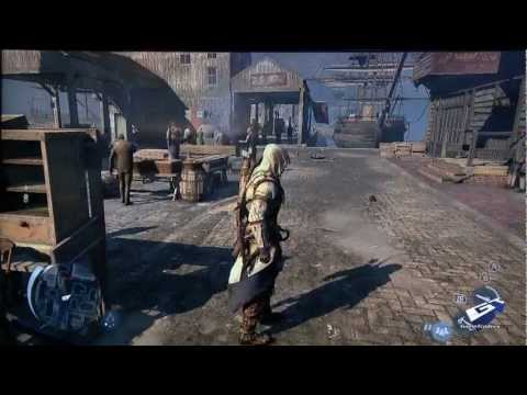 Assassin's Creed III - E3